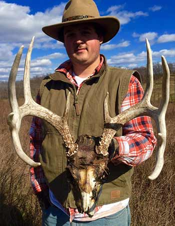 SOO Hunter Rob Hiller's Buck Recovered